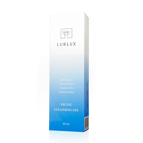 Lurlux Facial Cleansing Gel
