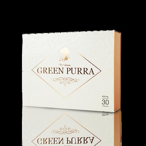 Green Purra / ผลิตภัณฑ์เสริมอาหาร กรีน เพอร่า