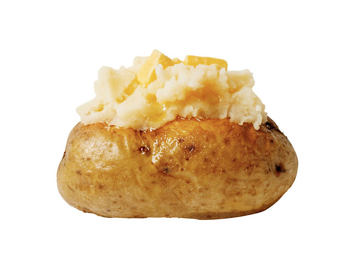 Jackets Potatoes (pack of 4)