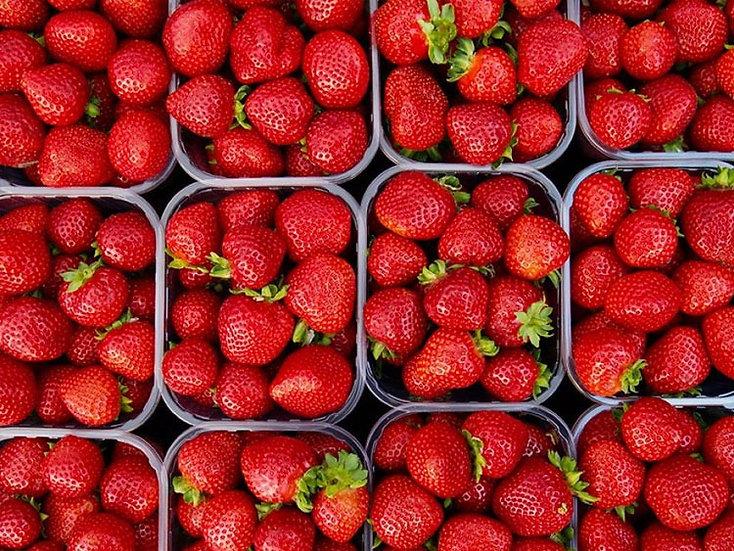 Strawberry Punnet (500g)