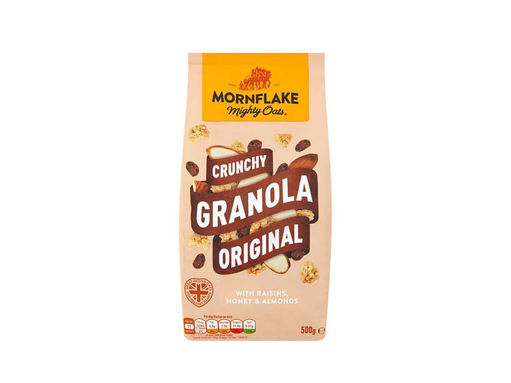 Mornflake Crunch Granola (500g)
