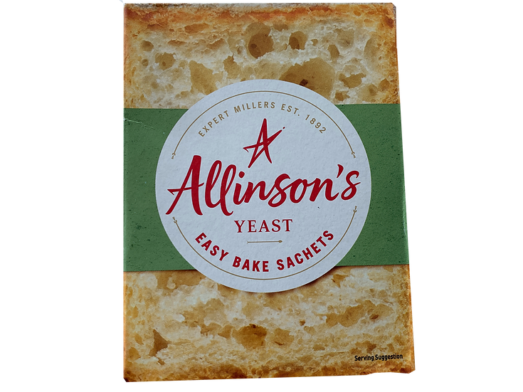Allinson's Easy Bake Yeast (6x7g)