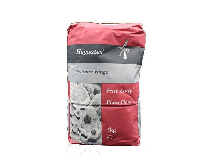 Plain Flour (3kg)