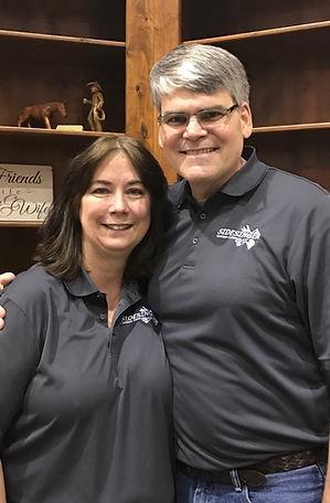 Chad & Anita Sidesinger