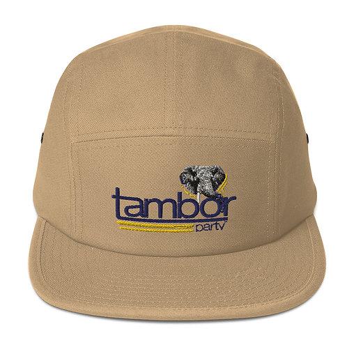 Tambor Five Panel Cap