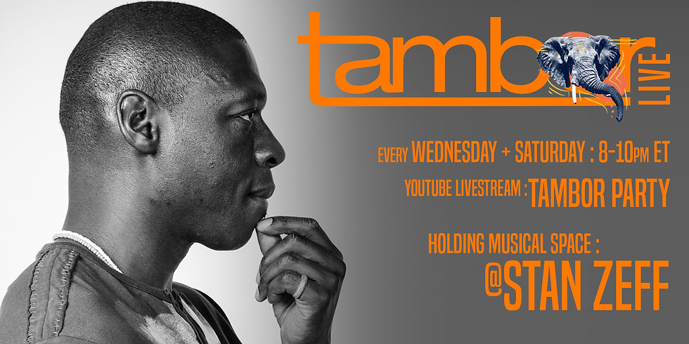 #TamborLive