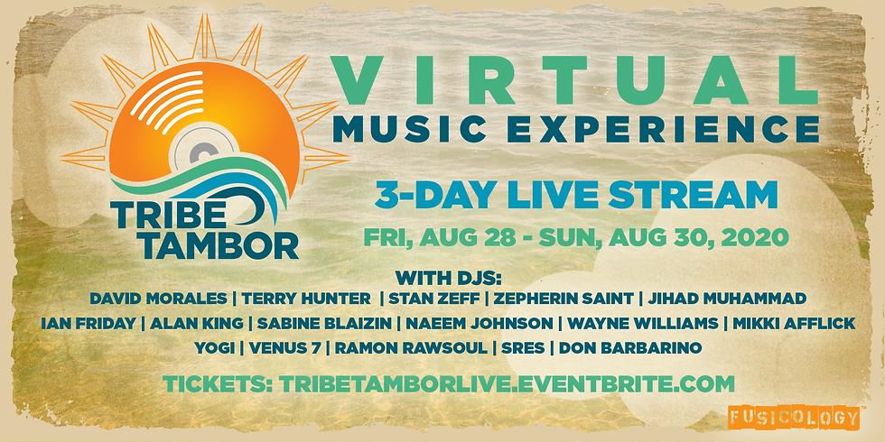 Tribe Tambor Virtual Music Experience
