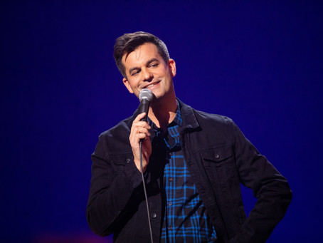 Comic Michael Kosta of 'The Daily Show with Trevor Noah' Discusses His 1st One Hour Standup Special