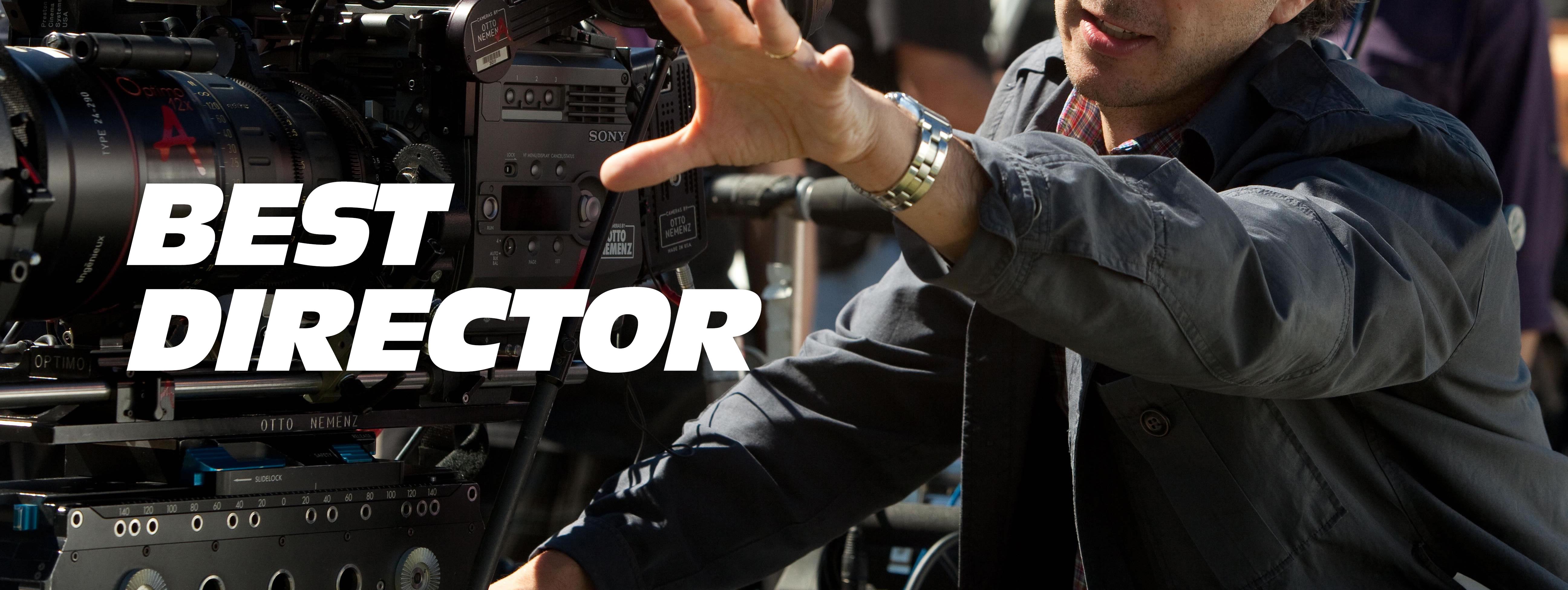 Best Director Slide