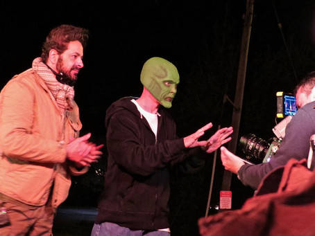 "Indie Filmmaker Scores Big With ""Revenge of the Mask"""