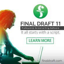 Contest Alert! Win a Gift Certificate for a Download of Final Draft 11!