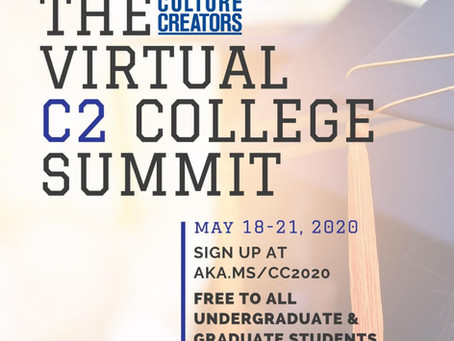 C2 Summit Is Back And Ready To Help 2020 Grads Succeed!