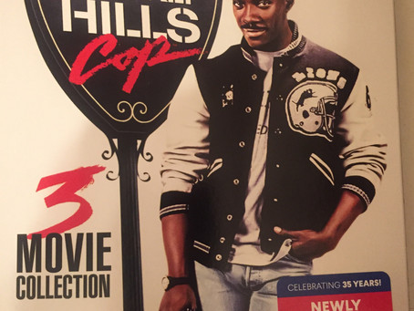 Win A Beverly Hills Cop Threesome!