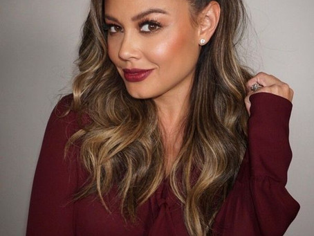 Actress/TV Personality Vanessa Lachey Gives Us a Sneak Peek at Her Latest Projects and Holiday Plans