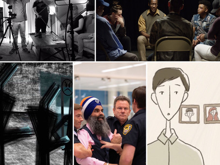 Presenting a Sneak Peek at the 2020 Short Film Submissions!