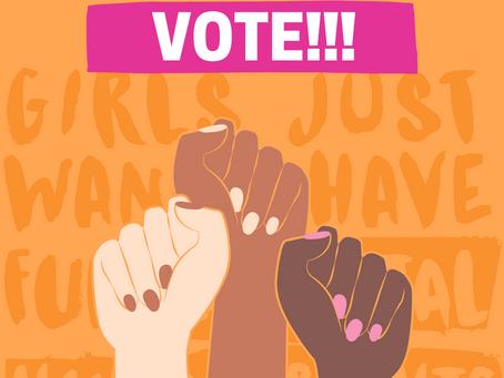 Millennials, Let's Vote!