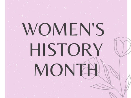Female History Month