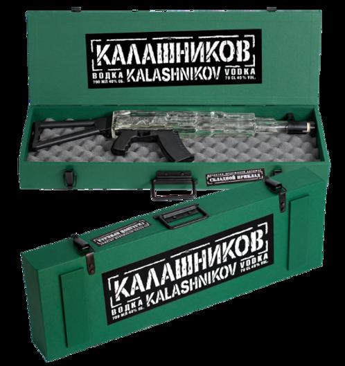 """Vodka """"Kalashnikov""""  AK Base"""