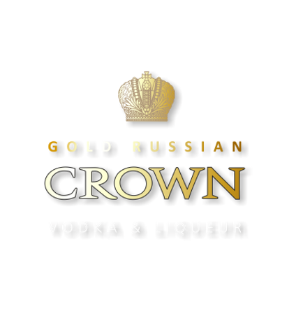 "Special Vodka ""Gold Crown of Russia"
