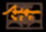 Logo Diocese avignon marron et orange av