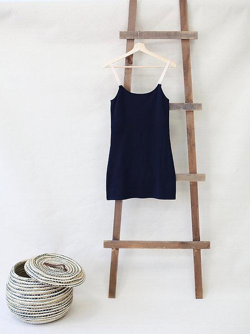 Трикотажное платье Summertime Dark Blue