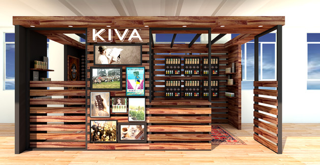 KIVA POP UP