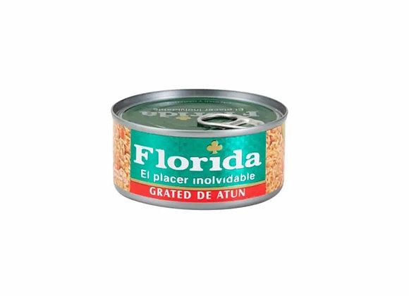 Grated de Atún en Aceite Vegetal - Florida