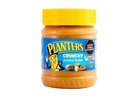 Mantequilla de maní Crunchy - 360 gr. - Planters