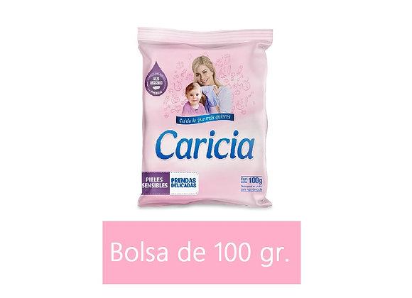 Detergente Caricia - 100 gr.