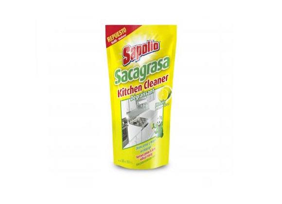 Limpiador Sacagrasa - Doy Pack 500 ml. - Sapolio