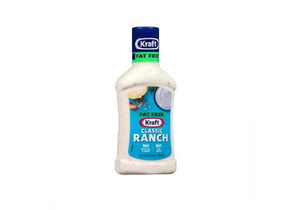 Aderezo Classic Ranch - Kraft - 473 ml.