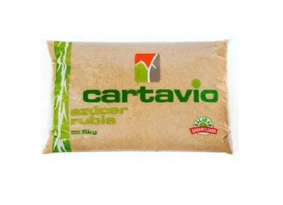 Azúcar Rubia x 5 Kg. - Cartavio