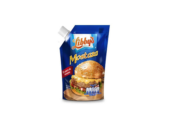 Mostaza - 200 gr - Libby's