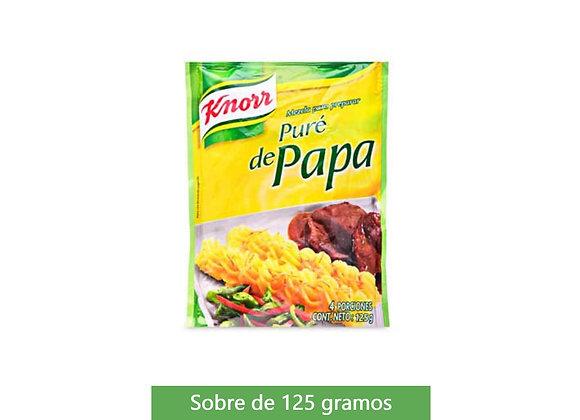 Puré de Papa - Sobre 125 gr.