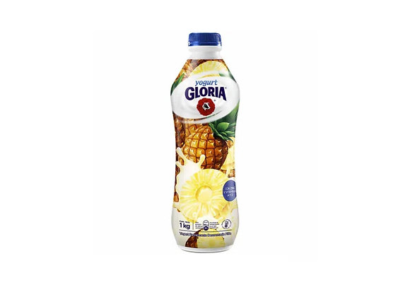 Yogurt bebible PIña - 1 Lt. - Gloria