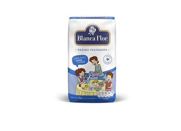 Harina Prepararada - 1 Kg. - Blanca Flor