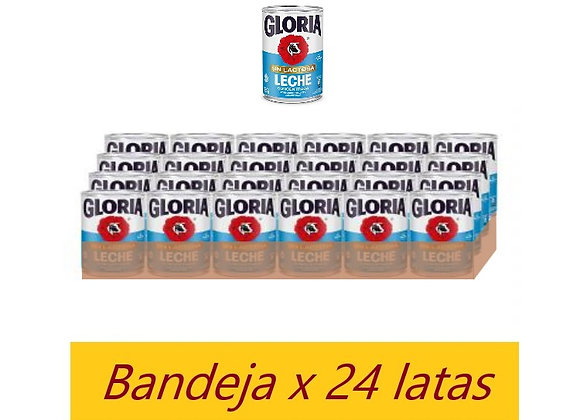 Leche Concentrada Sin Lactosa Lata 400 gr.  - Bandeja x 24 - Gloria