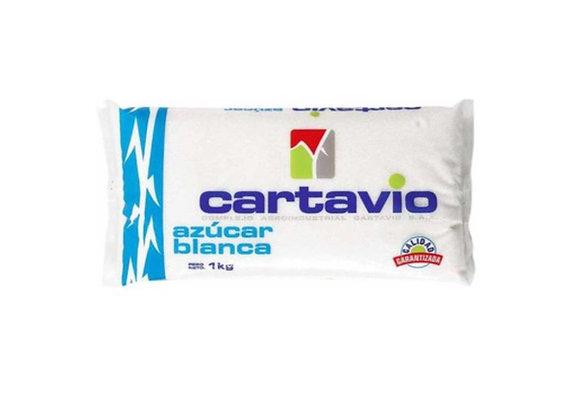 Azúcar blanca - 1 kg. - Cartavio