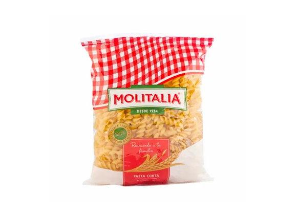 Fideo Tornillo Bolsa 250 gr.  Molitalia