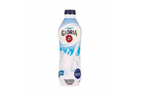 Yogurt Bebible Natural 1 Lt. Gloria