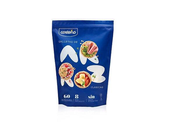 Galletas de arroz Clásicas - Costeño