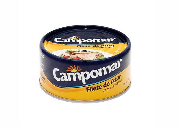 Filete de atún en Aceite Vegetal - Campomar