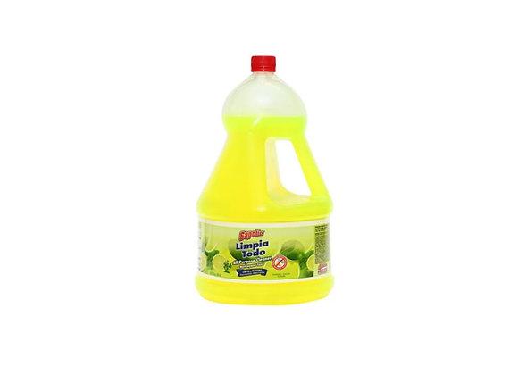 Sapolio Limpiatodo Limón 3785 ml.