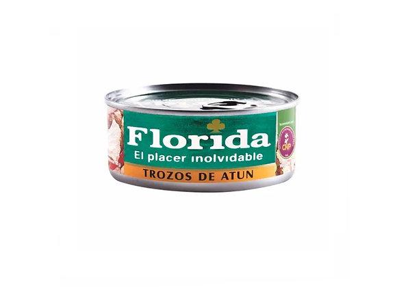 Trozos de Atún en Aceite Vegetal - Florida