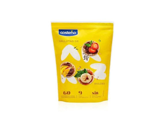 Galletas de arroz Dulces - Costeño
