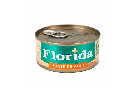 Filete de Atún en Aceite Vegetal - Florida 170 gr.