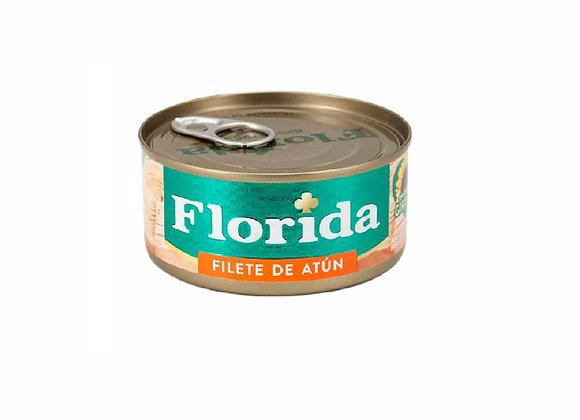 Filete de Atún en Aceite Girasol - Florida