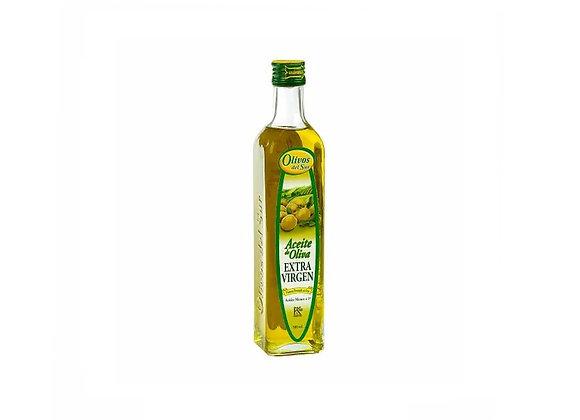 Aceite de Oliva Extra Virgen 500 ml. - Olivos del Sur
