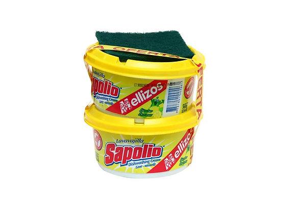 Lavavajilla en Pasta 360gr x 2 - Sapolio