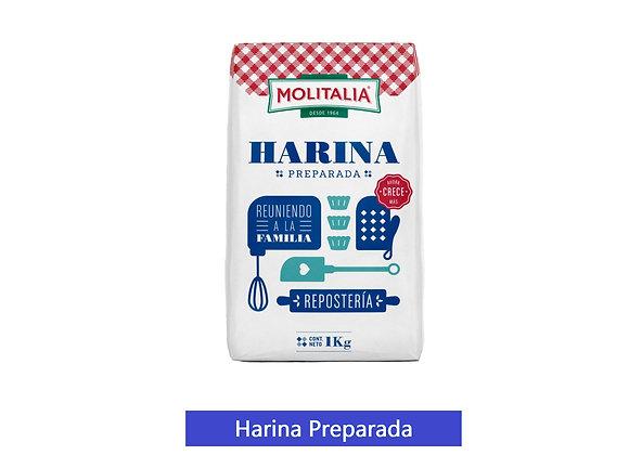Harina Preparada - 1 Kg. - Molitalia
